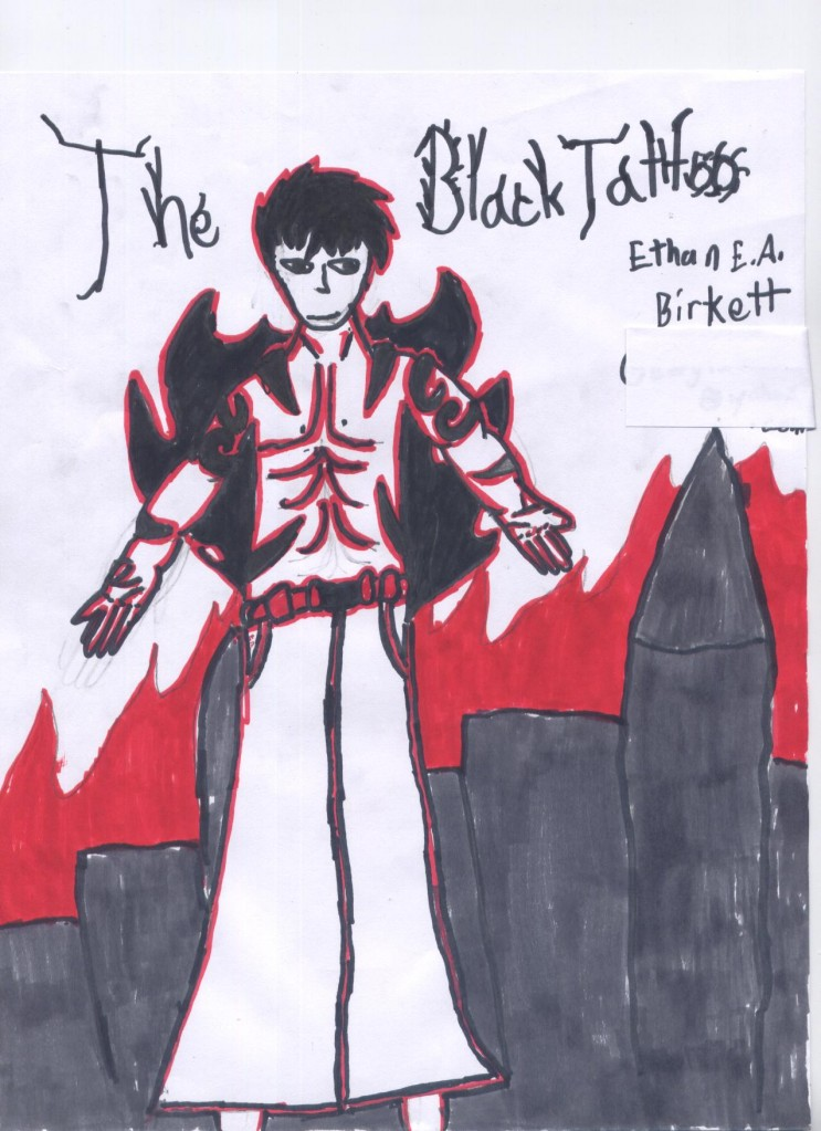 Ethan  the blacktatoo 2009 no. 2